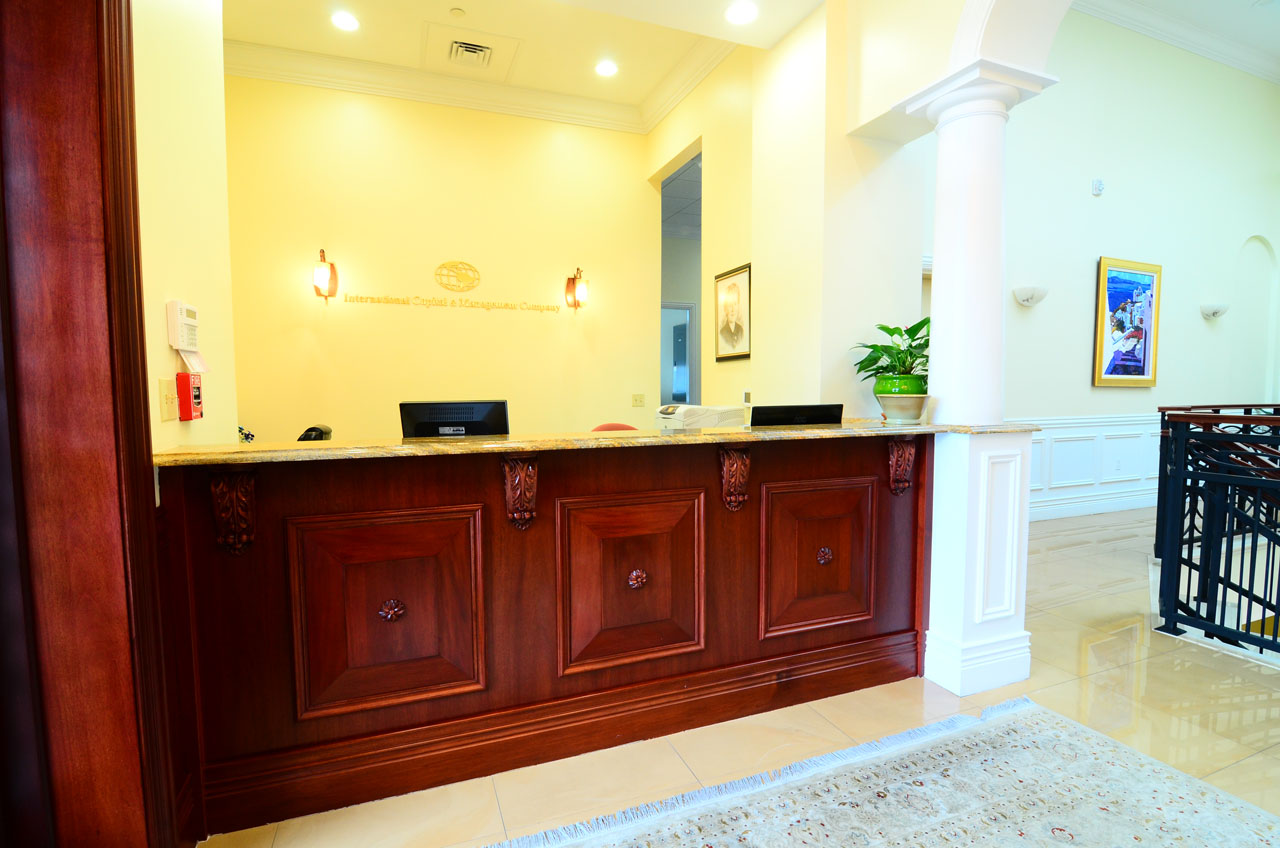 ICMC Building - Blue Fin Home Builders